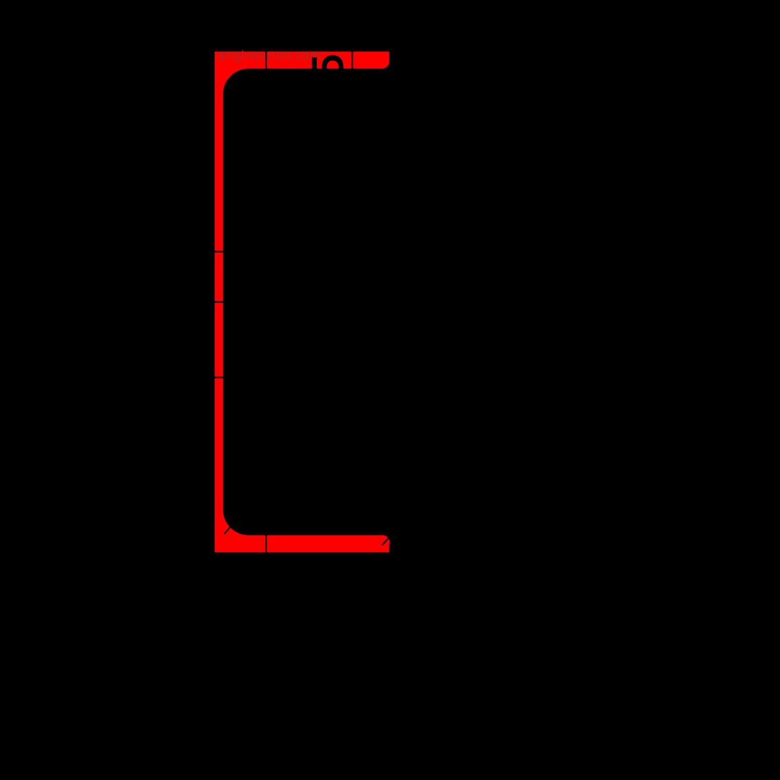 размеры п